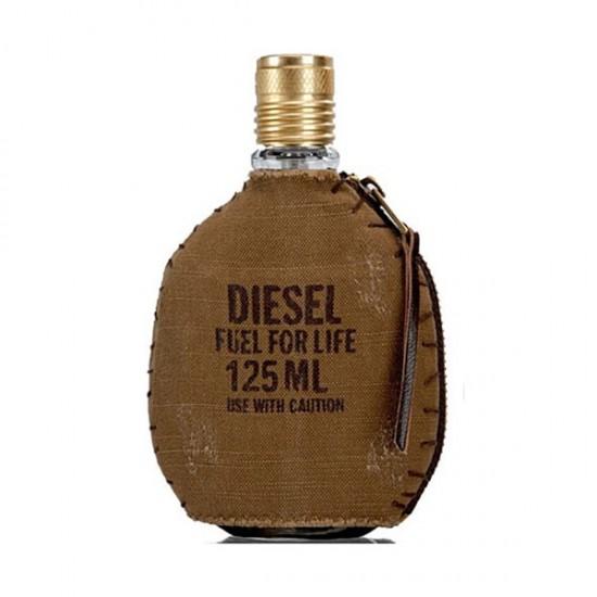 Diesel Fuel For Life Homme EDT 125 ml Erkek Tester Parfüm