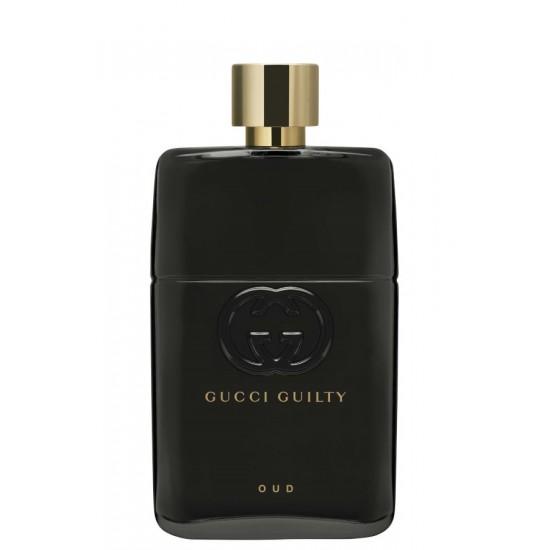 Gucci Guilty Oud 90 Ml Edp Erkek Tester Parfüm